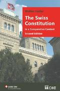 Cover-Bild zu Haller, Walter: The Swiss Constitution in a Comparative Context