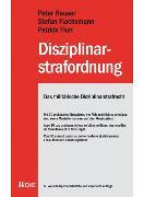 Cover-Bild zu Hauser, Peter: Disziplinarstrafordnung