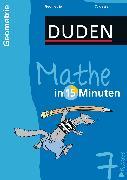 Cover-Bild zu Mathe in 15 Minuten - Geometrie 7. Klasse (eBook) von Dudenredaktion