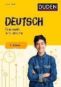Cover-Bild zu Deutsch in 15 Minuten - Grammatik 7. Klasse von Hennig, Dirk (Illustr.)