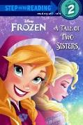 Cover-Bild zu Tale of Two Sisters von Lagonegro, Melissa