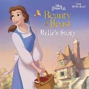 Cover-Bild zu Belle's Story (Disney Beauty and the Beast) von Lagonegro, Melissa