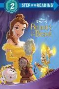 Cover-Bild zu Beauty and the Beast Deluxe Step into Reading (Disney Beauty and the Beast) von Lagonegro, Melissa