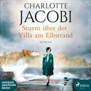 Cover-Bild zu Sturm über der Villa am Elbstrand von Jacobi, Charlotte