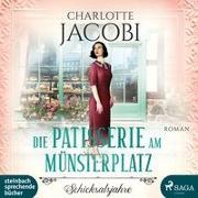 Cover-Bild zu Die Patisserie am Münsterplatz von Jacobi, Charlotte
