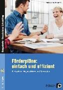 Cover-Bild zu Förderpläne - einfach und effizient von Krumwiede-Steiner, Franziska