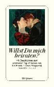 Cover-Bild zu Willst du mich heiraten? von diverse Autoren