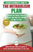 Cover-Bild zu Metabolism Plan von Masterson, Freddie