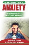 Cover-Bild zu Anxiety von Masterson, Freddie