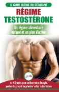 Cover-Bild zu Régime Testostérone von Masterson, Freddie