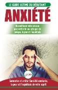 Cover-Bild zu Anxiété von Masterson, Freddie