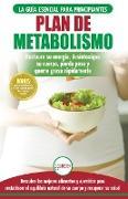 Cover-Bild zu Plan de metabolismo von Masterson, Freddie
