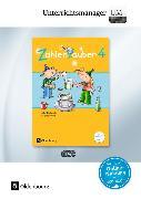 Cover-Bild zu Zahlenzauber 4. Schuljahr. Neuausgabe. Unterrichtsmanager. BY von Betz, Bettina