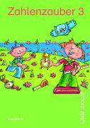Cover-Bild zu Zahlenzauber 3. Schuljahr. Ausgabe M. Schülerbuch von Betz, Bettina