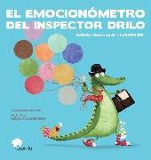 Cover-Bild zu Isern, Susanna: El Emocionómetro del Inspector Drilo
