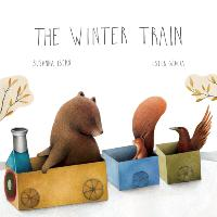 Cover-Bild zu Isern, Susanna: The Winter Train (eBook)