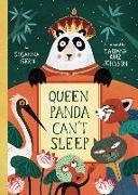 Cover-Bild zu Isern, Susanna: Queen Panda Can't Sleep