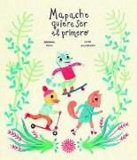 Cover-Bild zu Isern, Susanna: Mapache quiere ser el primero