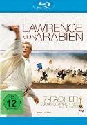 Cover-Bild zu Alec Guinness (Schausp.): Lawrence von Arabien - 2 Disc - Restored Version