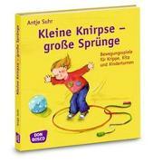 Cover-Bild zu Kleine Knirpse - große Sprünge von Suhr, Antje