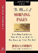 Cover-Bild zu Cameron, Julia: The Miracle of Morning Pages (eBook)
