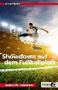 Cover-Bild zu Showdown auf dem Fußballplatz von Vogel, Arwed