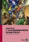 Cover-Bild zu Begleitmaterial: 11 kurze Kriminalgeschichten von Heini, M.