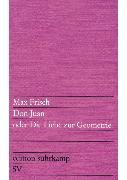 Cover-Bild zu Frisch, Max: Don Juan oder Die Liebe zur Geometrie