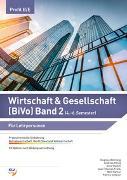 Cover-Bild zu Wirtschaft und Gesellschaft (W&G) (BiVo) / Wirtschaft & Gesellschaft (BiVo) Praxisorientierte Einführung von Frank, Jean-Thomas
