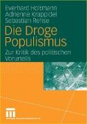 Cover-Bild zu Holtmann, Everhard: Die Droge Populismus (eBook)