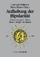 Cover-Bild zu Holtmann, Everhard (Hrsg.): Aufhebung der Bipolarität -