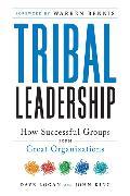 Cover-Bild zu Logan, Dave: Tribal Leadership