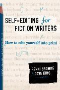 Cover-Bild zu Browne, Renni: Self-Editing for Fiction Writers, Second Edition