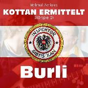 Cover-Bild zu Zenker, Helmut: Kottan ermittelt, Folge 2: Burli (Audio Download)