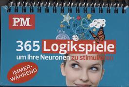 Cover-Bild zu 365 Logikspiele