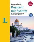 Cover-Bild zu Langenscheidt Russisch mit System - Sprachkurs für Anfänger und Fortgeschrittene von Minakova-Boblest, Elena