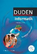 Cover-Bild zu Bartke, Peter: Duden Informatik, Gymnasiale Oberstufe - Neubearbeitung, Schülerbuch
