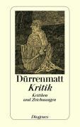 Cover-Bild zu Dürrenmatt, Friedrich: Kritik