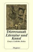 Cover-Bild zu Dürrenmatt, Friedrich: Literatur und Kunst