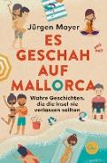 Cover-Bild zu eBook Es geschah auf Mallorca