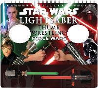 Cover-Bild zu Hidalgo, Pablo: Star Wars Lightsaber Thumb Wrestling Force Wars
