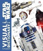 Cover-Bild zu Hidalgo, Pablo: Star Wars The Complete Visual Dictionary
