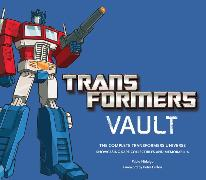 Cover-Bild zu Hidalgo, Pablo: Transformers Vault