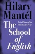 Cover-Bild zu Mantel, Hilary: School of English (eBook)