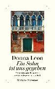 Cover-Bild zu Leon, Donna: Ein Sohn ist uns gegeben