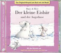 Cover-Bild zu Beer, Hans de: Der kleine Eisbär und der Angsthase. CD
