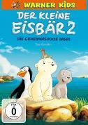 Cover-Bild zu Rycker, Piet De: Der kleine Eisbär 2 - Die geheimnisvolle Insel - Der Kinofilm