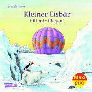 Cover-Bild zu de Beer, Hans: Carlsen Verkaufspaket. Maxi-Pixi 222. Kleiner Eisbär, hilf mir fliegen