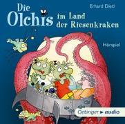 Cover-Bild zu Die Olchis im Land der Riesenkraken
