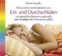 Cover-Bild zu Drei geführte Meditationen zum Ein- und Durchschlafen